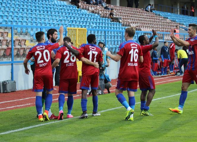 Karabükspor - Trabzonspor maç özeti