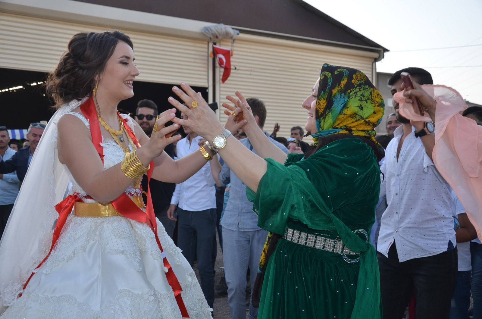 Özbek aktörler: Damat