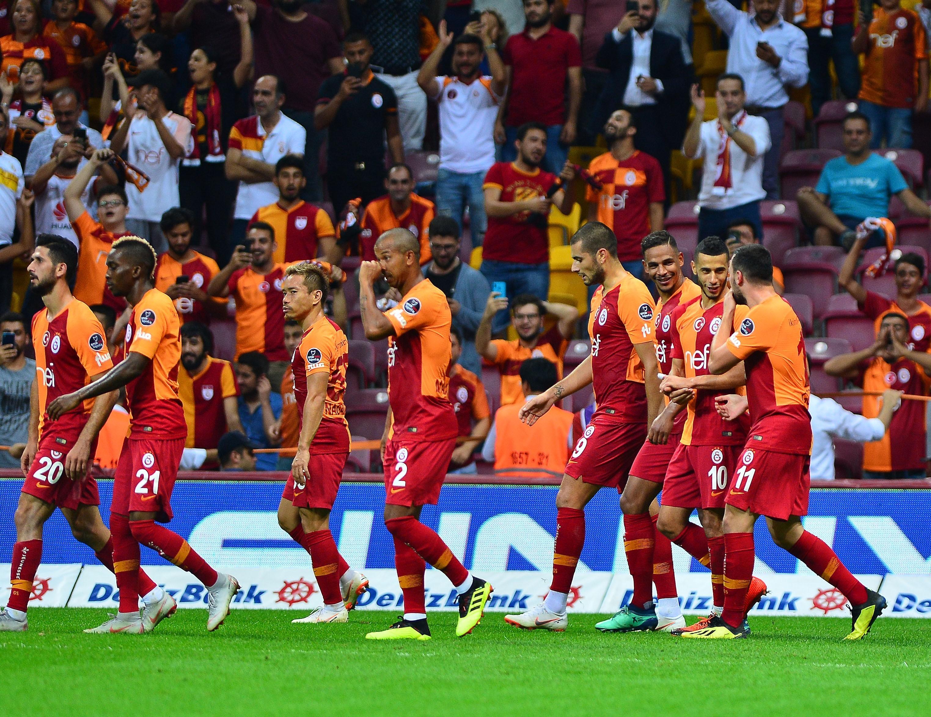 Şampiyonlar Ligi: Galatasaray şampiyonlar Ligi Rakipleri 2018