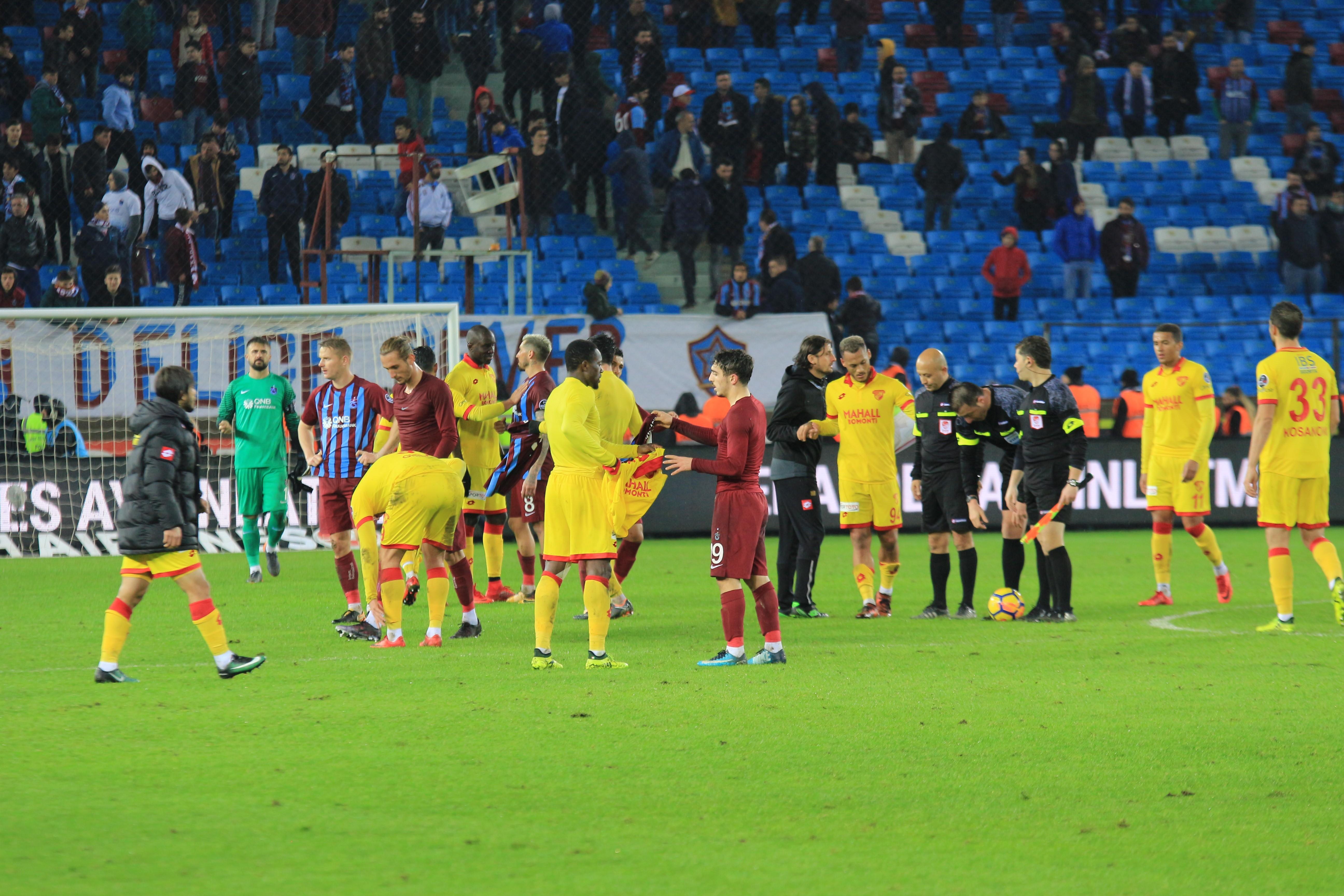 Trabzonspor Göztepe Canlı İzle | TS Göztepe şifresiz canlı Az Tv İdman Tv