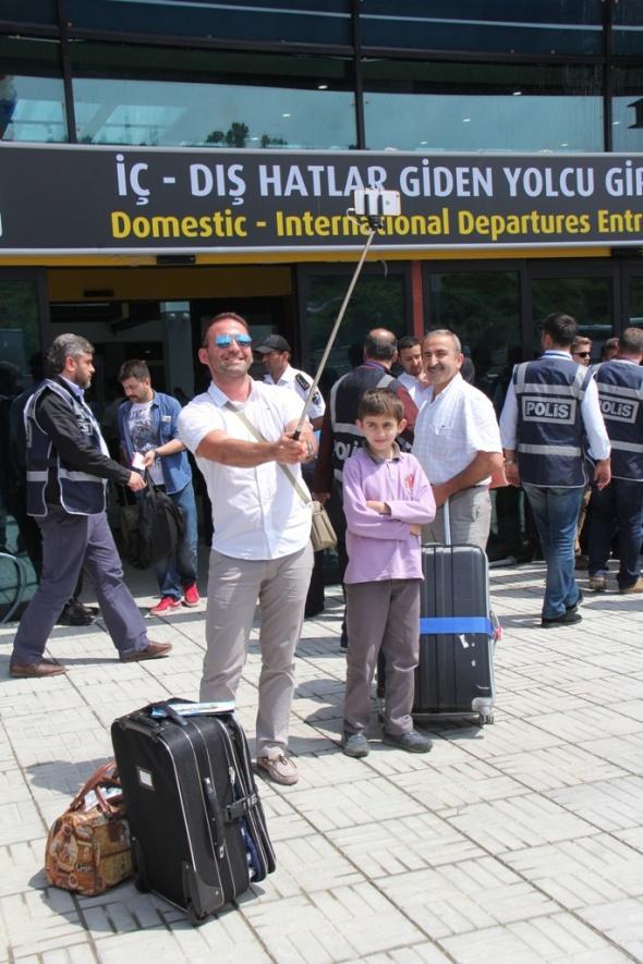 Ordu-Giresun Havalimanı'nda uçuş heyecanı