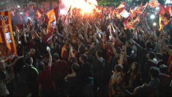 Yurtta Galatasaray coşkusu!