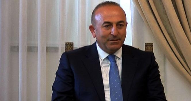 Bakan Çavuşoğlu: Operasyonda bine yakın kişi gözaltına alındı