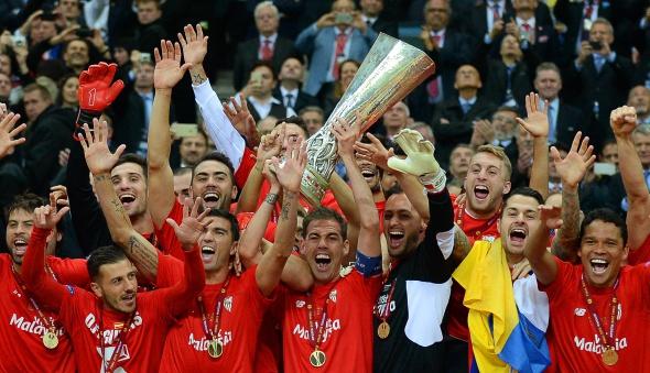 UEFA Avrupa Ligi Şampiyonu yine Sevilla oldu