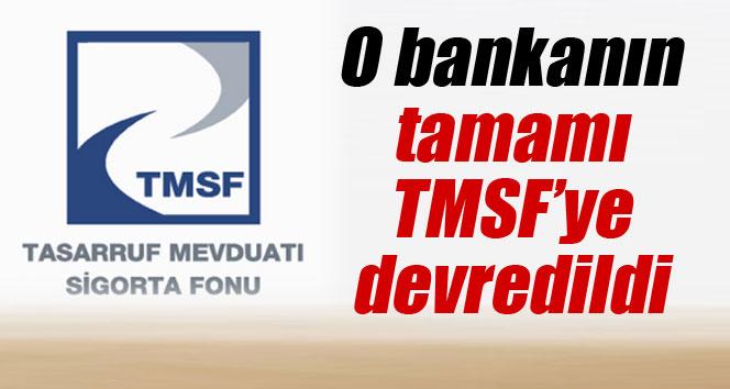 BDDK, Banka Asya'nın, TMSF'ye devredilmesine karar verdi