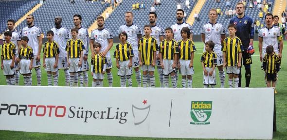 Fenerbahçe Kasımpaşa'yı 2-0 yendi