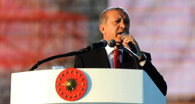 Erdoğan'dan, HDP'nin baraj tehditlerine sert cevaprecep tayyip erdoğan