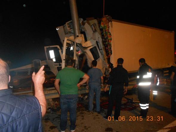 Ortalık savaş alanına döndü: 1 ölü 1 yaralı!
