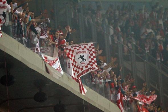 Süper Lig'in son takımı Antalyaspor
