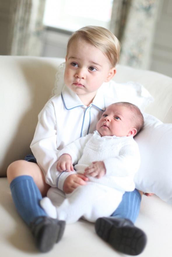 Prens ve prenses birlikte ilk kez