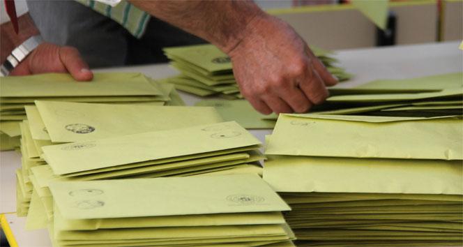 İşte 4 büyükşehirde seçim sonuçları