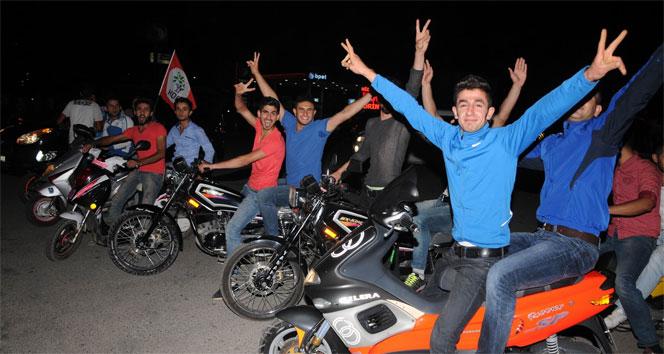 HDP Antalyada coşku