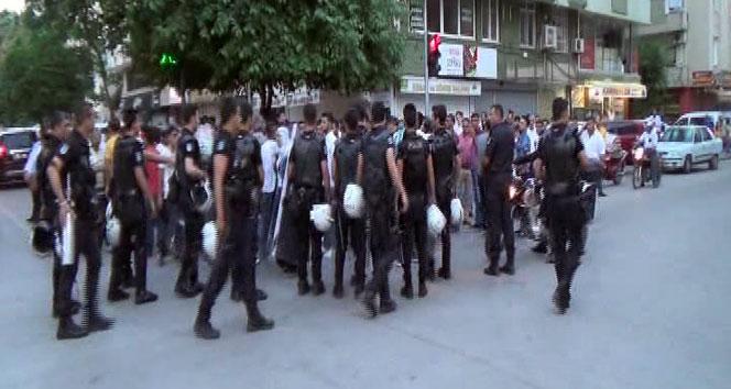 Adanada MHP-HDP gerilimi