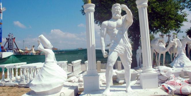 Side'ye Türkiye'nin en büyük su altı müzesi