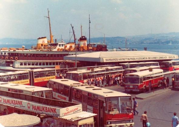 İstanbul'da toplu taşımanın 144 yıllık öyküsü