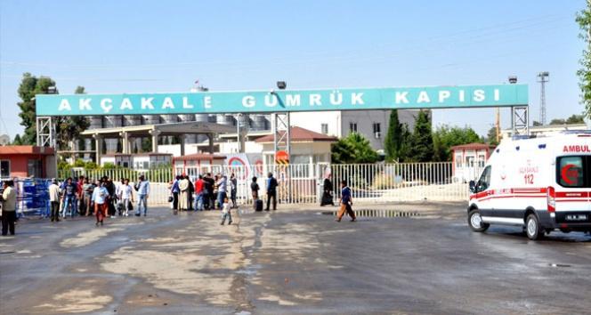 Tel Abyad Sınır Kapısı açıldı
