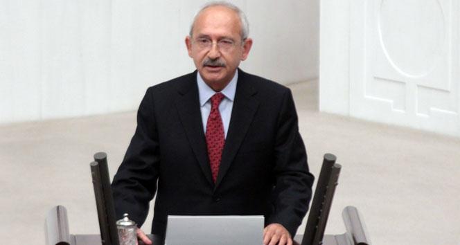 Kılıçdaroğlu ailesinin malvarlığı için meclis araştırması açılmasını istediCHP Genel Başkanı Kemal Kılıçdaroğlu