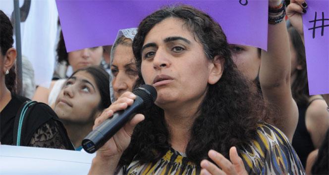 Sebahat Tuncel: 'HDP Heyeti Gitmesin, Öcalan heyete gelsin'Hdp,sebahat tuncel