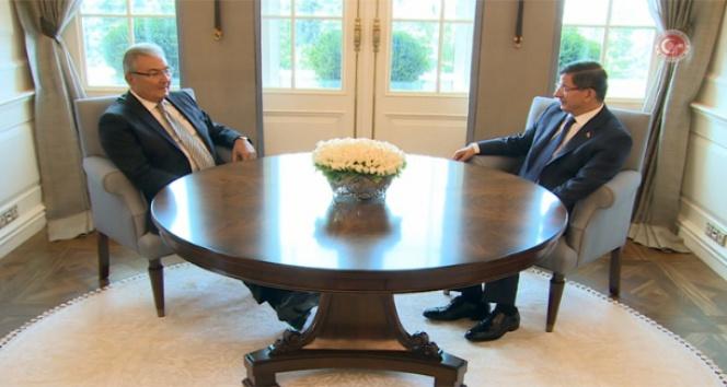 Davutoğlu ile Baykal görüşmesinde neler konuşuldu?ahmet davutoğlu,başbakan davutoğlu,Deniz Baykal