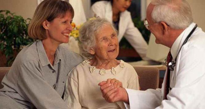 Alzheimer hastalarına bitkisel destek