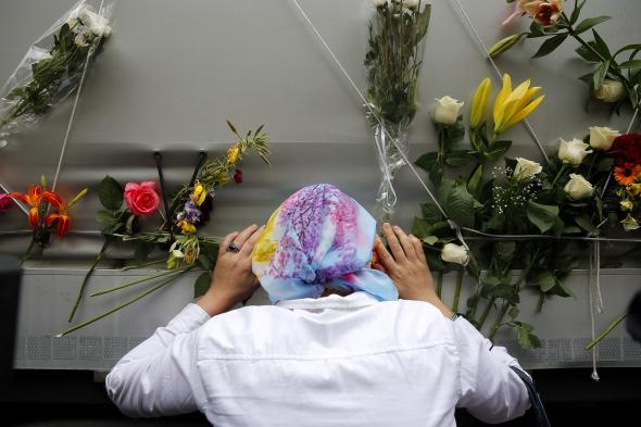 136 Srebrenitsa kurbanı cenaze töreni için yola çıktı