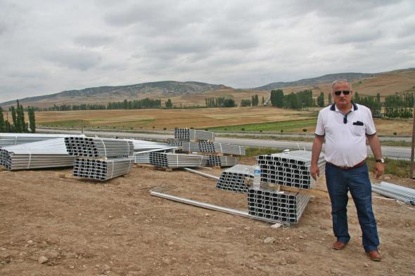 Güneş panelleriyle ürettiği elektriği devlete satacak