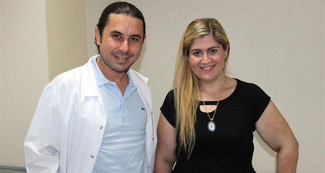 İzmirli Sinem tüp mide ameliyatıyla 55 kilo verdi 55 kilo,Sinem Alişer