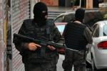 İstanbul'da geniş çaplı terör operasyonu: 1 ölü, 70 gözaltı