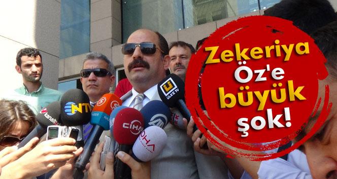 Zekeriya Öz'e tweet soruşturması