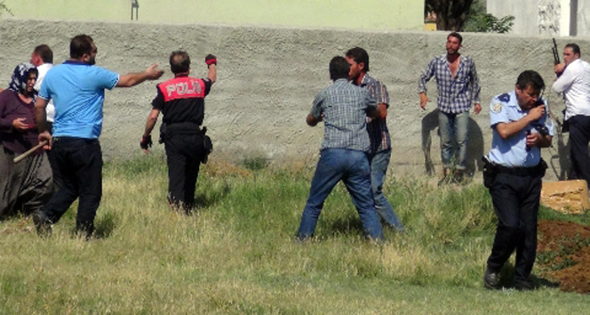 İki grup arasında kavga: 9 yaralı iki grup arasında kavga
