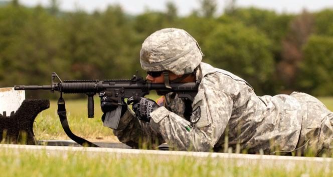 ABD'li NATO askeri Afganistan'da öldürüldüABD'li NATO askeri,afganistan