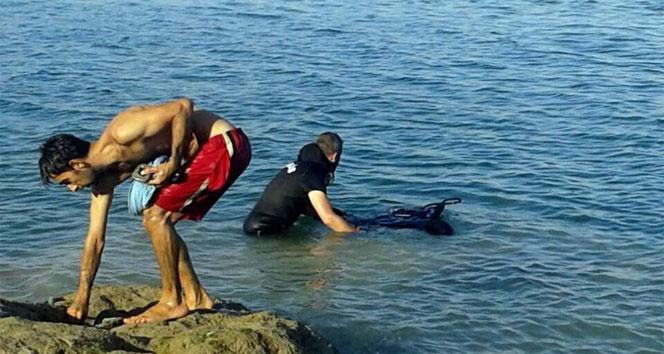 Gölete giren şahıs boğulduAdıyaman Atatürk Baraj Göleti,boğulma