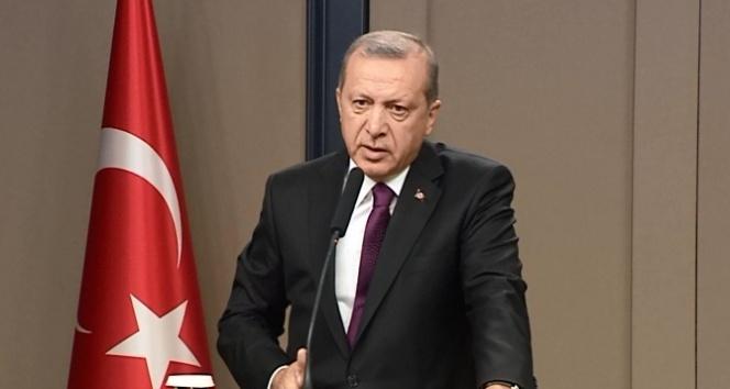 Cumhurbaşkanı Erdoğan'dan Demirtaş'a dava