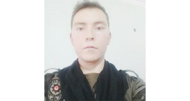 Şehit polis 3 ay önce göreve başlamıştıPolat Aydın
