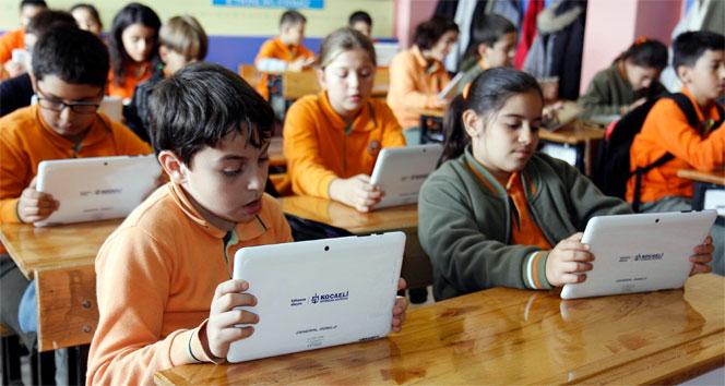 Sınavlar artık tablet üzerinden yapılacakbursa,sınav,tablet