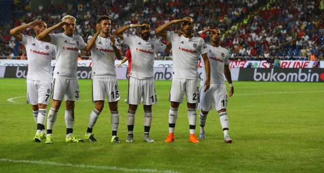 Kartal bu sezon çok farklı!Mersin İdman Yurdu-Beşiktaş