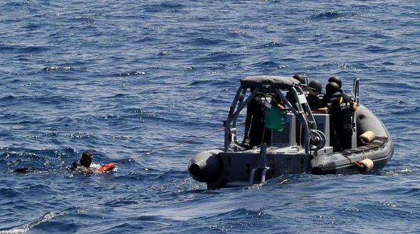 Karadeniz'deki Black Sea Hawk tatbikatı nefes kesti