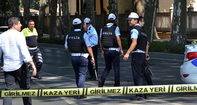 Dolmabahçe saldırganlarının kimlikleri belli olduDolmabahçe saldırganları,Dolmabahçe Sarayı,Dolmabahçe Sarayı
