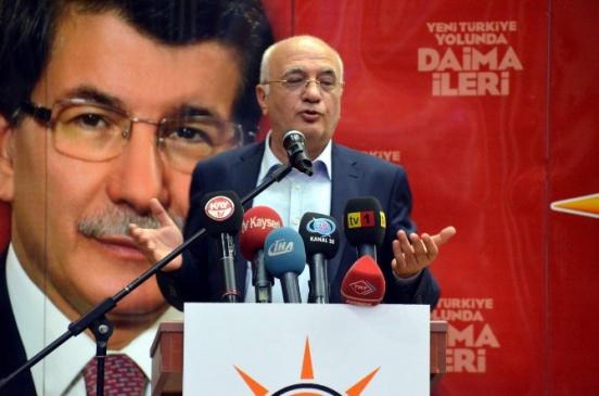 AK Parti Grup Başkan Vekili Mustafa Elitaş: