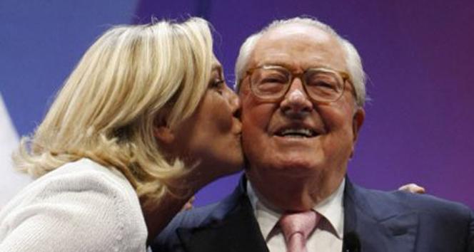 Le Pen kurduğu partiden kovuldujean-Marie Le Pen,kovulma,parti
