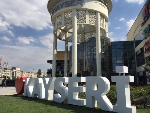 Kayseri'nin En Sevilen Noktası Forum Kayseri'de