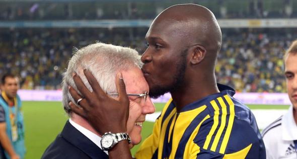 Fenerbahçe-Antalyaspor maçından kareler
