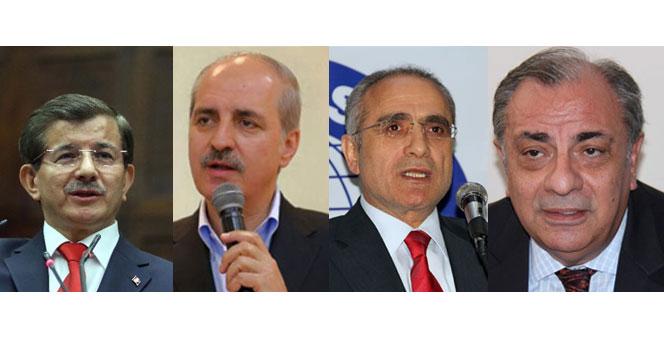 4 başkanlı kabine!4 başkanlı kabine,ahmet davutoğlu,Numan Kurtulmuş,Tuğrul Türkeş,yalçın topçu