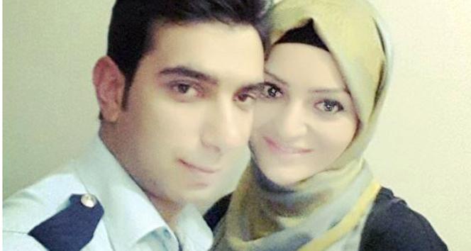 Şehit polisin son mesajı eşine olduşehit polisin eşi