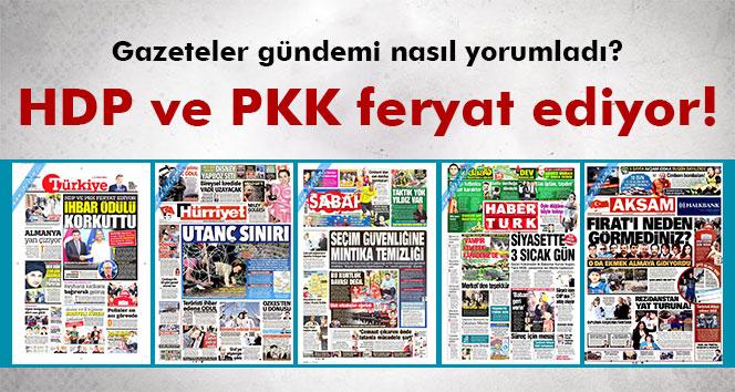 01.09.2015 gazete manşetleri