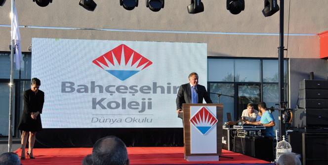Bahçeşehir Koleji şimdi de Kurtköy'de