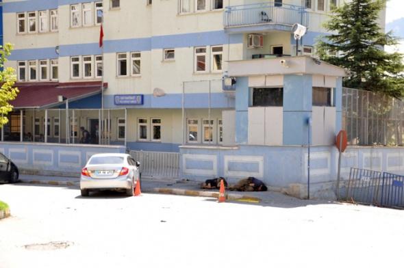 Karakola saldıran 2 PKK'lı böyle vuruldu