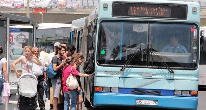 İzmir ulaşımında yeni krizİzmir,kart,kriz,ulaşım