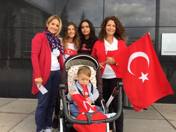 Türkiye'nin 1 yaşındaki uğuru