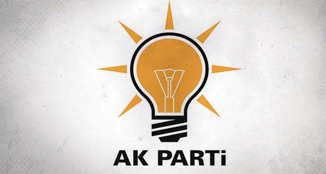 AK Parti MKYK toplantısı başladıak parti